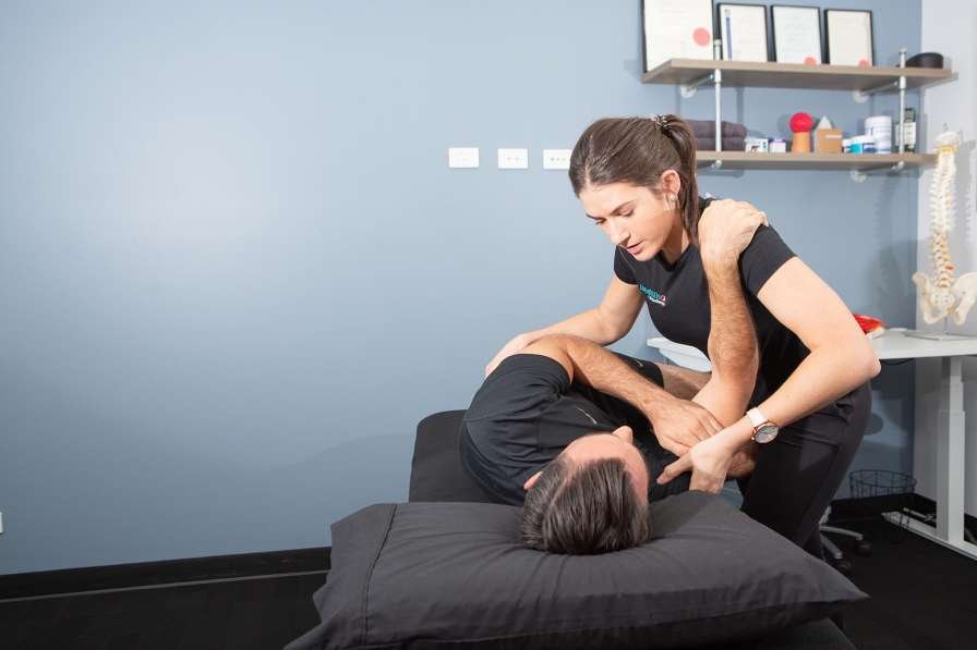 Physiotherapy for personal injuries